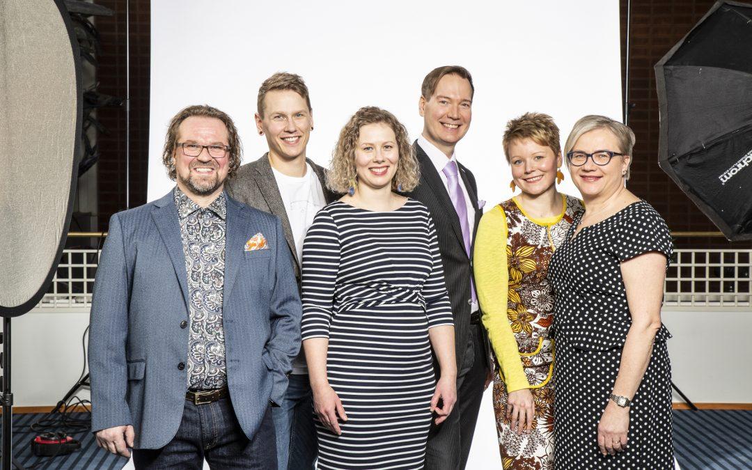 Kuopiolaisten ehdokkaiden kampanjan avaus